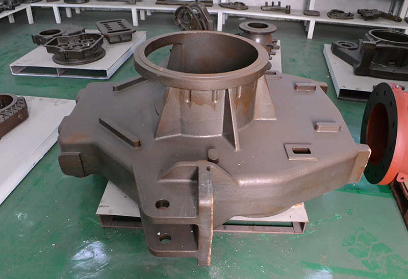 1260 kg Transmission Box Casting