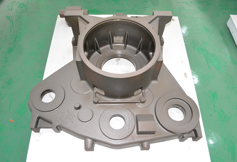 330 kg Transmission Box Casting